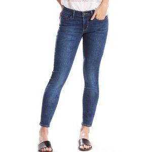 Levi's 711 Skinny Ankle Jean - BNWT!!